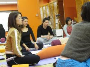 体のしくみを学ぶ・・・ヨガ解剖学の講義③