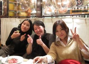 大阪7期の懇親会&修了式♪⑥