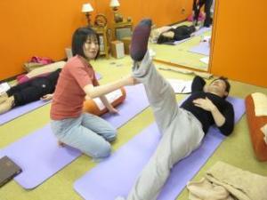体のしくみを学ぶ・・・ヨガ解剖学の講義②