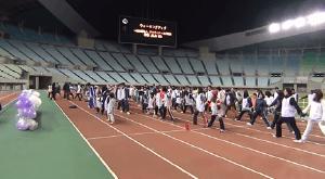 バイエル薬品株式会社様 6min Run for CTHPH